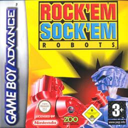 Rock Em Sock Em Robots Video Game Wikiwand