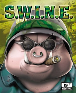 Picture of a game: S.W.I.N.E.