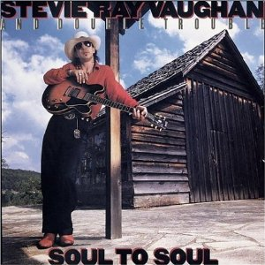 <i>Soul to Soul</i> (album) 1985 studio album by Stevie Ray Vaughan and Double Trouble