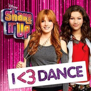 <i>Shake It Up: I Love Dance</i> 2013 soundtrack album by Various artists