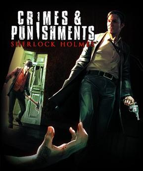 Picture of a game: Sherlock Holmes: Crimes And Punishments