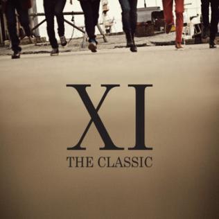 <i>The Classic</i> (Shinhwa album) 2013 studio album by Shinhwa