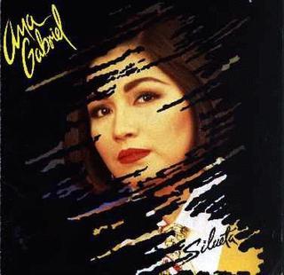 <i>Silueta</i> (album) 1992 studio album by Ana Gabriel