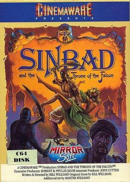 Sinbad And The Throne Of The Falcon Wikipedia