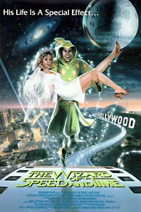<i>The Wizard of Speed and Time</i> 1979 film by Mike Jittlov