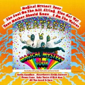 Magical Mystery Tour cover