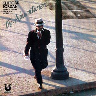 <i>The Adventurer</i> (album) 1980 studio album by Clifford Jordan