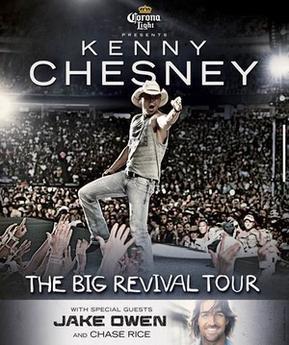 Kenny Chesney Tour With Thomas Rhett Msp