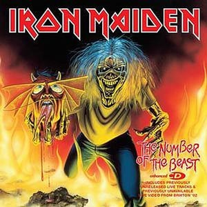 The Number of the Beast (song) 1982 single by Iron Maiden