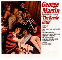 George Martin Instrumentally Salutes The Beatle Girls artwork