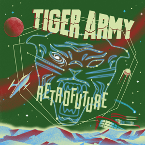 <i>Retrofuture</i> (album) 2019 studio album by Tiger Army