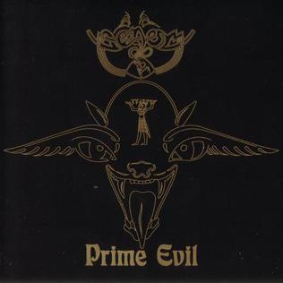 <i>Prime Evil</i> (album) album by Venom