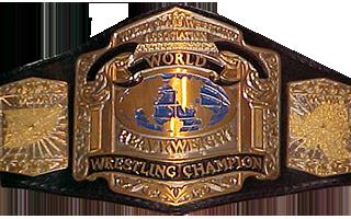 WCWA World Heavyweight Championship Professional wrestling championship