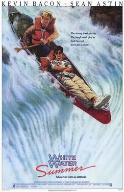 White Water Summer affiche