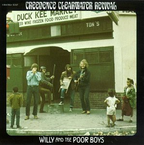 Cover Willy and the Poor Boys