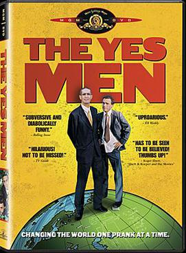 The Yes Men Film Wikipedia