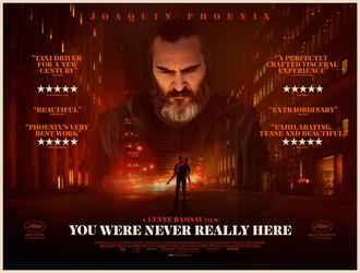 You Were Never Really Here / Nikdy si tu nebol (2017)