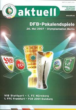 2007 DFB-Pokal Final - Wikipedia