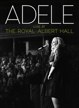 Live at the Royal Albert Hall (Adele album) - Wikipedia