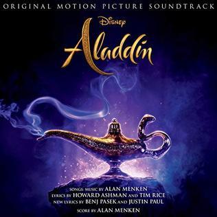 <i>Aladdin</i> (2019 soundtrack) 2019 soundtrack album by various artists
