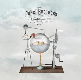 <i>Antifogmatic</i> 2010 studio album by Punch Brothers