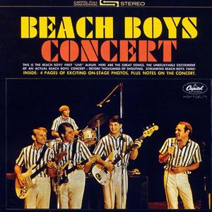 Beach Boys Concert artwork