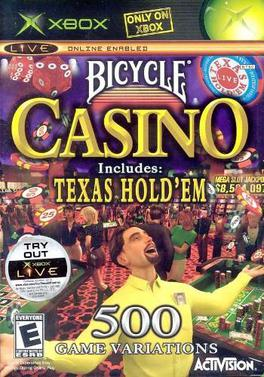 Bicycle Casino (video game)