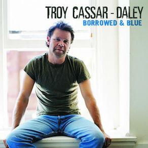 <i>Borrowed & Blue</i> 2004 studio album by Troy Cassar-Daley