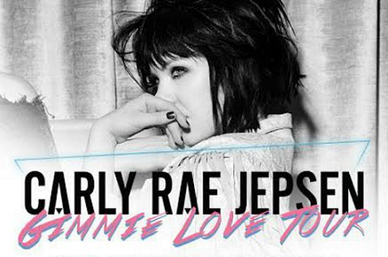 Emotion Tour Carly Rae Jepsen