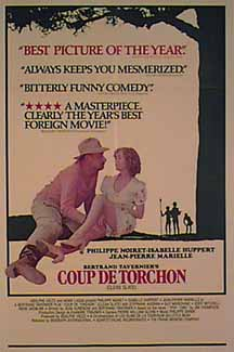 Coup de torchon (1981) movie poster