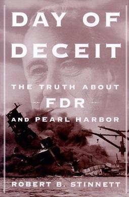 <i>Day of Deceit</i> book by Robert Stinnett