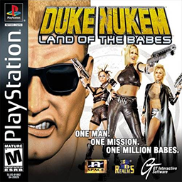 Duke Nukem - Land of the Babes Coverart.png