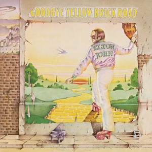 <i>Goodbye Yellow Brick Road</i> 1973 album by Elton John