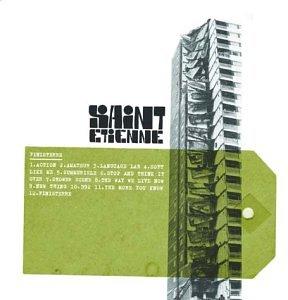<i>Finisterre</i> (album) 2002 studio album by Saint Etienne