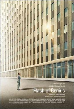 Flash of Genius, estreno en cine