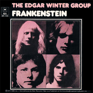 Frankenstein (instrumental) 1972 single by Edgar Winter