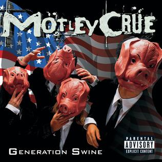 <i>Generation Swine</i> 1997 studio album by Mötley Crüe