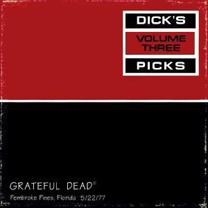Grateful Dead - Dick's Picks Volume 3.jpg