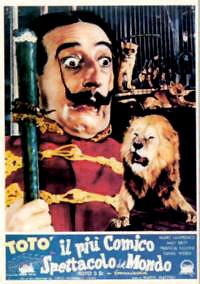 <i>Funniest Show on Earth</i> 1953 film by Mario Mattoli