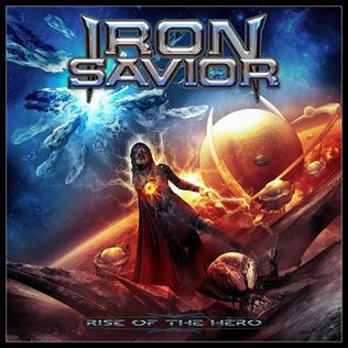 <i>Rise of the Hero</i> 2014 studio album by Iron Savior