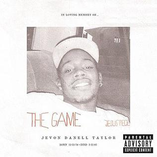 <i>Jesus Piece</i> (album) 2012 studio album by The Game