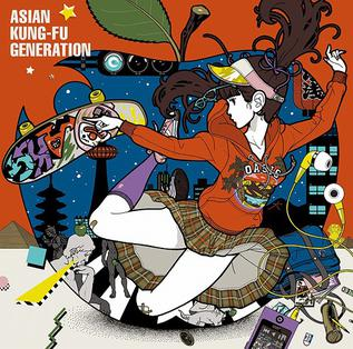 rewrite asian kung fu generation anime characters
