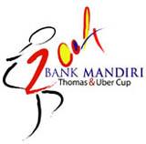 2004 Thomas & Uber Cup badminton championships