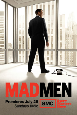 Mad Men Season 4, Promotional Poster.jpg