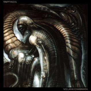 <i>Melana Chasmata</i> 2014 studio album by Triptykon