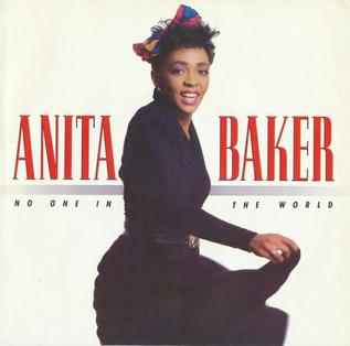 No One in the World 1987 single by Anita Baker
