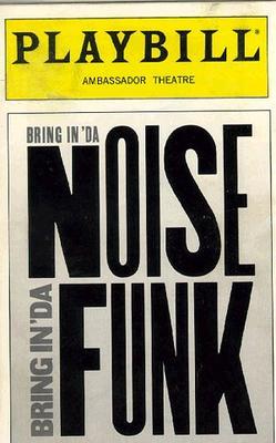 Picture of a movie: Bring In 'da Noise, Bring In 'da Funk