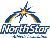 North Star Athletic Association logo