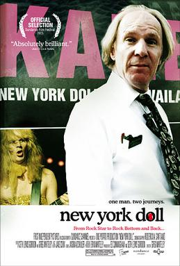 New York Doll (2005) movie poster