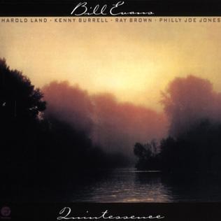 Quintessence Bill Evans Album Wikipedia